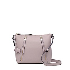 Radley - Small leather 'Fountain Road' cross body bag