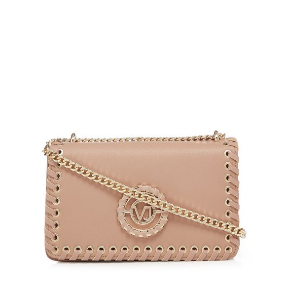 bag whipstitch Rose cross Versace body Jeans xzOfSw
