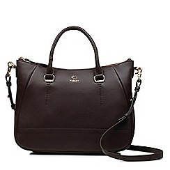Radley - Large leather 'Bonnington Square' multiway bag