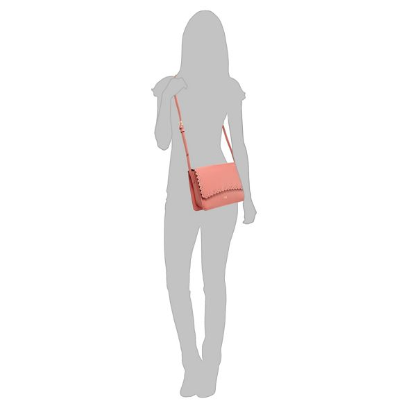 body 'Leo Cavalli Class cross bag Lace' Pink SqxFxEvX