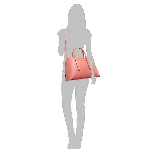 Pink Lace' Class 'Leo Cavalli bag grab 5z1qwWT