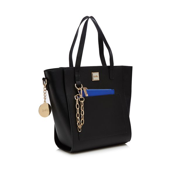 bag Faith Black Black Faith Faith shopper bag 'Frame' shopper 'Frame' 4Swqfdqx6
