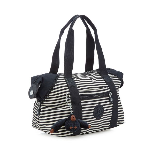 grab mini 'Art' bag Kipling Navy qwCax7TF