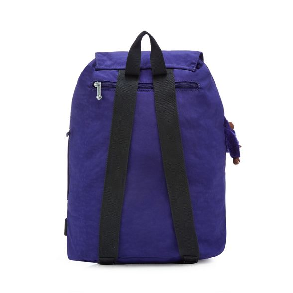 Kipling 'Fundamental' Purple Kipling backpack Purple 'Fundamental' backpack Zpx4agzq