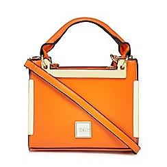Faith - Orange 'Eva' small grab bag