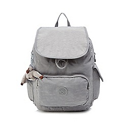 Kipling - Grey 'City Pack' backpack