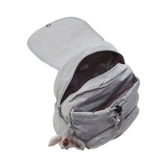 Pack' Kipling backpack Kipling Grey Grey 'City 0UWzOv8nqY