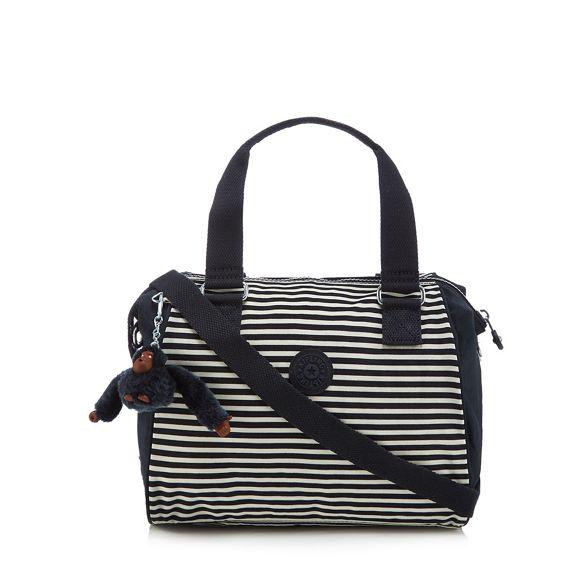 bag striped body Navy 'Amiel' cross Kipling qZUvBwX