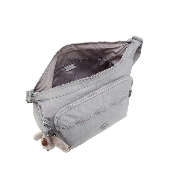 'Gabbie' body Kipling Grey bag cross 5qO6OYw