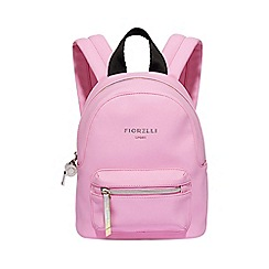Fiorelli - Pink strike core mini backpack