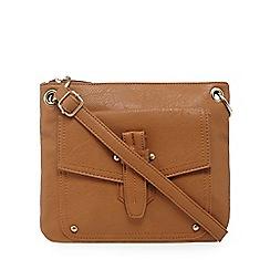 Kangol - Tan shoulder bag
