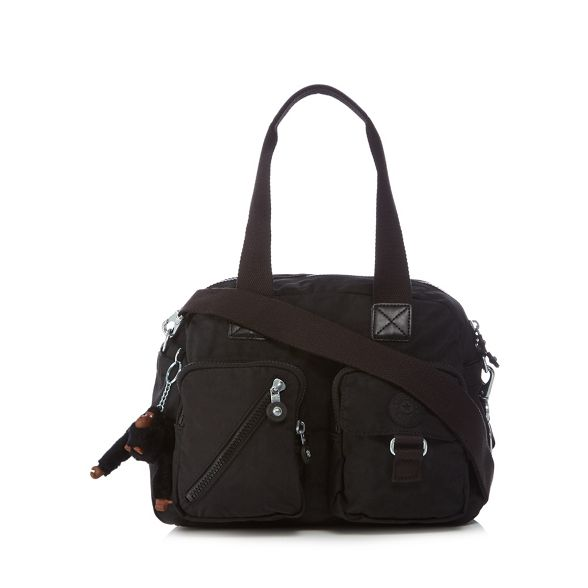 bag Kipling shoulder Kipling 'Defea' Black Black w7qfFXp