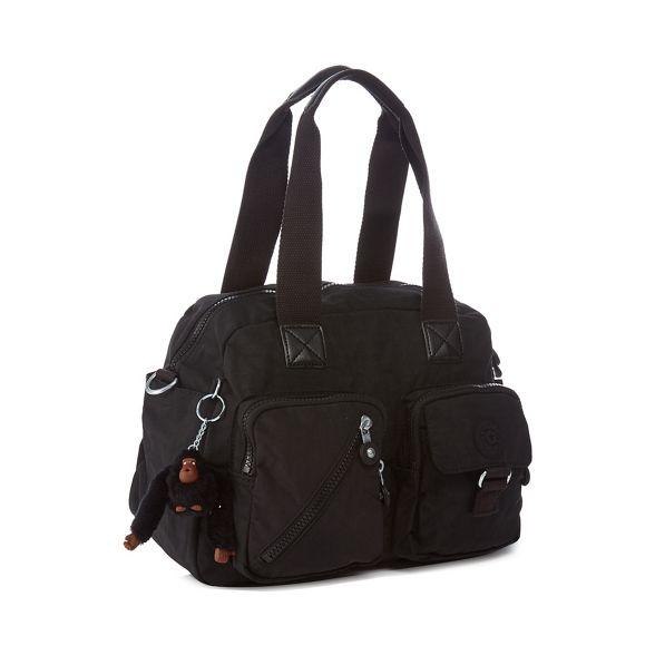 Black Kipling 'Defea' bag Kipling shoulder 'Defea' bag shoulder 'Defea' Black Black Kipling shoulder trIITqSw