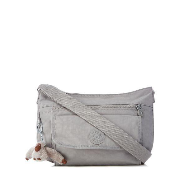 bag 'Syro' Kipling body cross Grey wUgZqCI