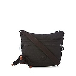 Kipling - Black 'Arto' cross body bag
