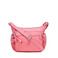 Kipling - Pink 'Gabbie' cross body bag