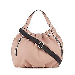 Star by Julien Macdonald - Pink large hobo bag