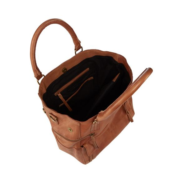 and Mood leather Day grab Tan bag 'Hannah' Odw4PznqZ
