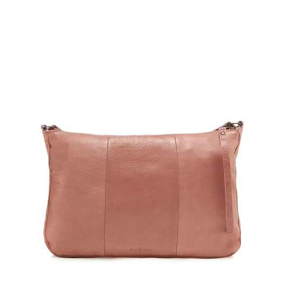 Mood 'Noell' Light body cross and Day leather pink bag Ov7Xqw