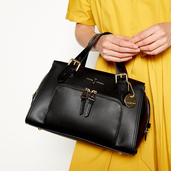 Park' by Black Jasper Conran grab J leather bag 'Holland faux 0qfwndtv