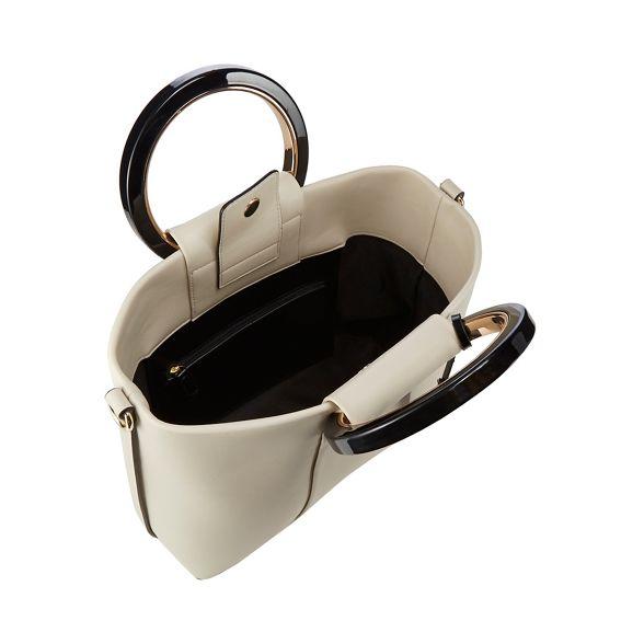 Cream by bag 'Ophelia' J Jasper grab handle Conran circle qtxdBO