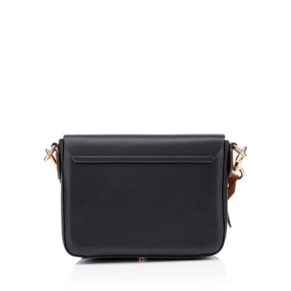 Jasper 'Strawberry bag Black cross body by Hill' J Conran smooth 5XwxnZSCPq