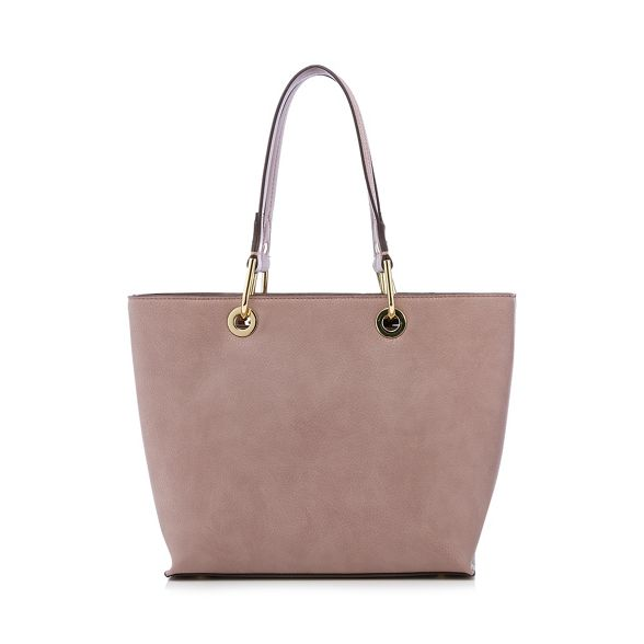 detail Pale Conran zip by front mini pink tote Jasper bag
