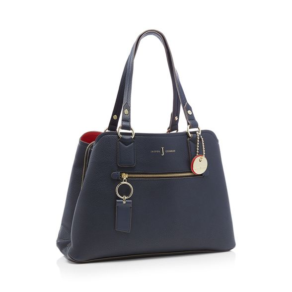 by Work Conran 3 Section Jasper Navy J 'Richmond' Bag d0SWOFqdnc