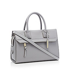 J by Jasper Conran - Grey 'Belvedere' tote bag