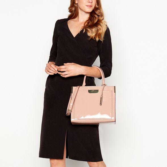 grab Light Jasper bag by 'Barnes' patent J large Conran pink TPwn8f