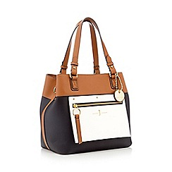 J by Jasper Conran - Multi faux leather 'Cannes' small hobo bag