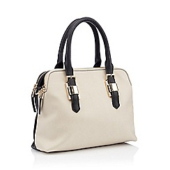 Principles - Multi-coloured faux leather 'Kennedy' small grab bag