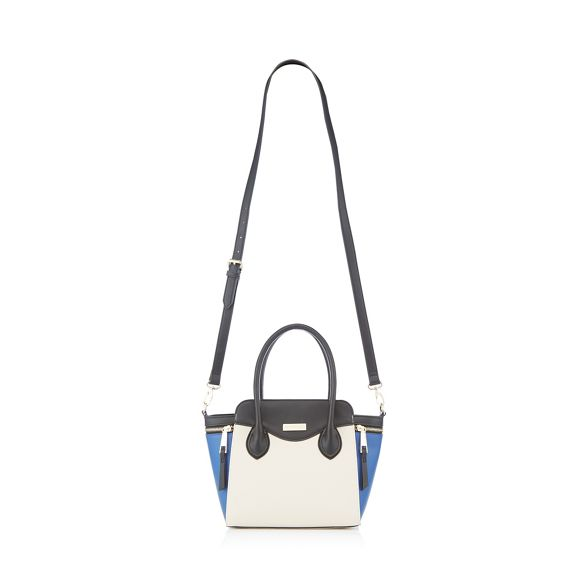 holdall grained Blue Principles bag winged OqHfnZ