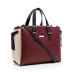 Principles - Wine tie side tote bag