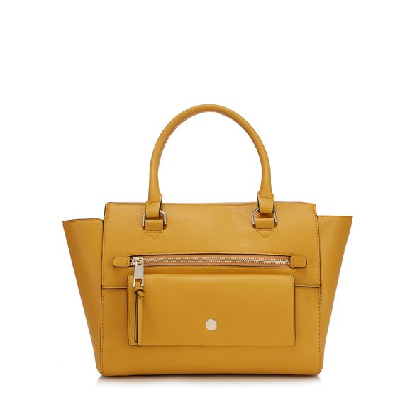 bag Mustard detail Principles zip grab xURqcfF