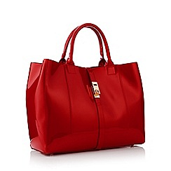 Principles - Red patent large grab bag
