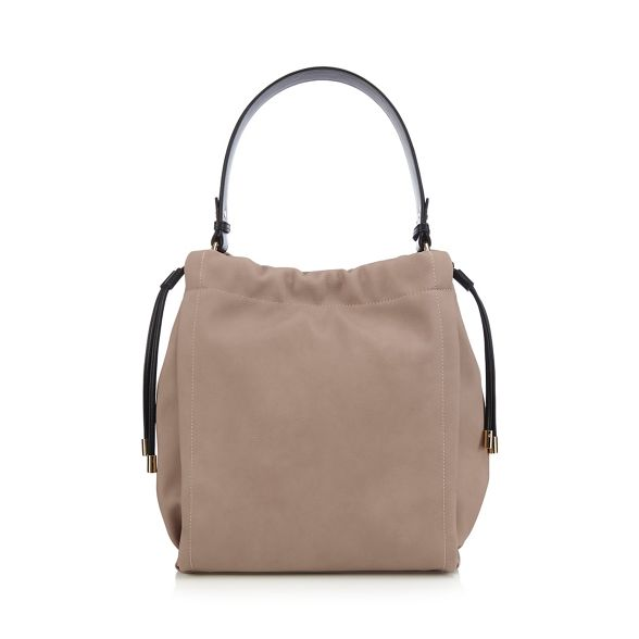 Light detail shoulder RJR Rocha drawstring pink bag John zwcSXqSE