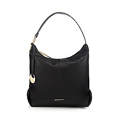 RJR.John Rocha - Black metal fitting shoulder bag