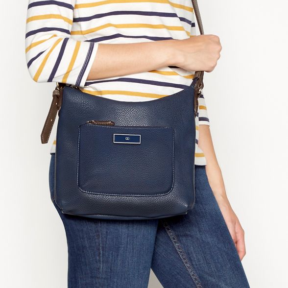 Collection 'Scoop' The bag cross Navy body nwYRqaHR