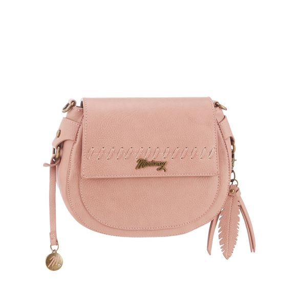 Pink body cross Mantaray bag whipstitch WzZxqPTw0T