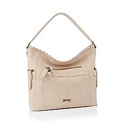 Mantaray Natural Whipsch Shoulder Bag