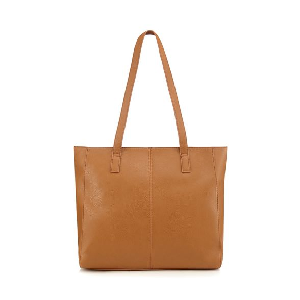Tan shopper pocket Mantaray bag multi xYWAqdW6