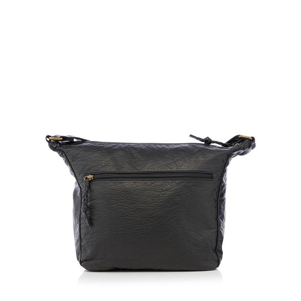 Mantaray multi pocket hobo Black bag FTT4Xywq