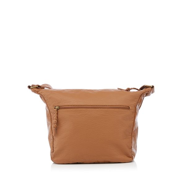 Tan hobo Mantaray multi pocket bag zHASUxgwnq