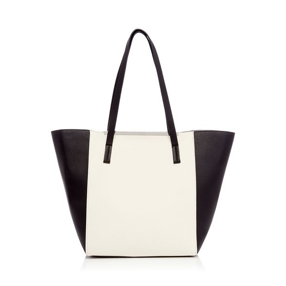 Faith bag winged shopper Monochrome winged Faith Faith shopper Monochrome winged Monochrome bag shopper r14wX4t