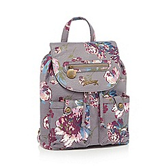 Mantaray - Multicoloured floral print backpack