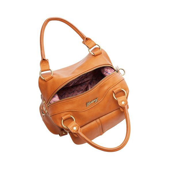 front bag bowler pocket Tan Mantaray PxaZqw5gnW