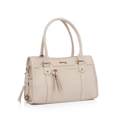 Mantaray - Grey whipstitch large grab bag 863eb989e729c