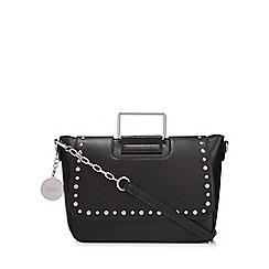 Faith - Black stud detail grab bag