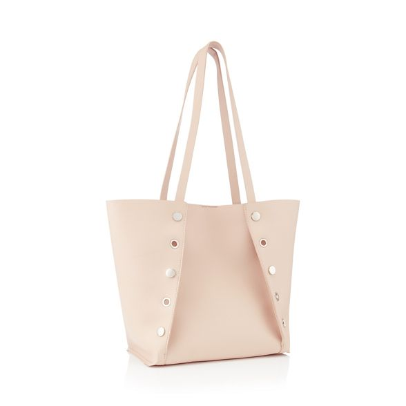 Faith bag studded Faith shopper Natural studded Natural bag Faith shopper studded bag Natural Faith shopper TqvfFWnv